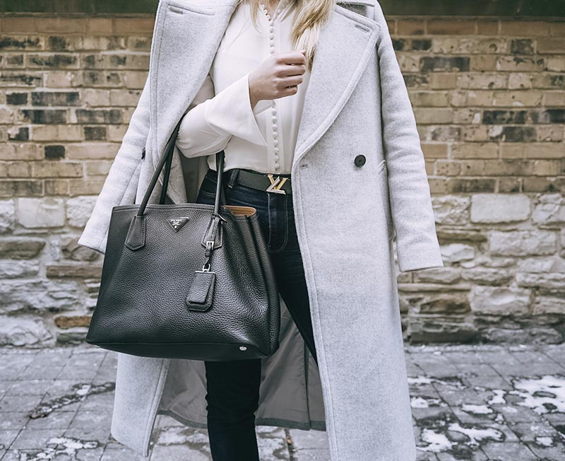 The Real Real Review + My new Prada Tote – http   www ... 14d0752313ded